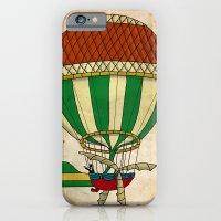 balloon iPhone & iPod Cases featuring Balloon by janko.