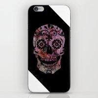 Rachel's Skull iPhone & iPod Skin