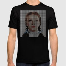 I Heart Dorothy Gale Mens Fitted Tee Black SMALL