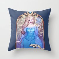 A Kingdom Of Isolation Throw Pillow