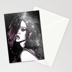 Diamonds In The Sky. Stationery Cards