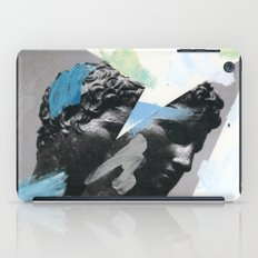 Untitled (Painted Composition 1) iPad Case