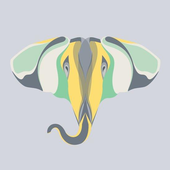 Elephant Gun Art Print