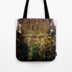 Nature finds the way inside... Tote Bag