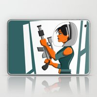 Spacewoman Laptop & iPad Skin