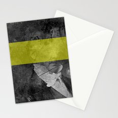 DAG IV (yellow) Stationery Cards