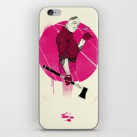 Mr Spiv iPhone & iPod Skin