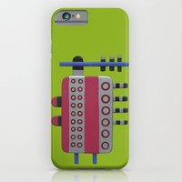 iPhone & iPod Case featuring Indian woman with pink breasts by Rudolf Brancovsky