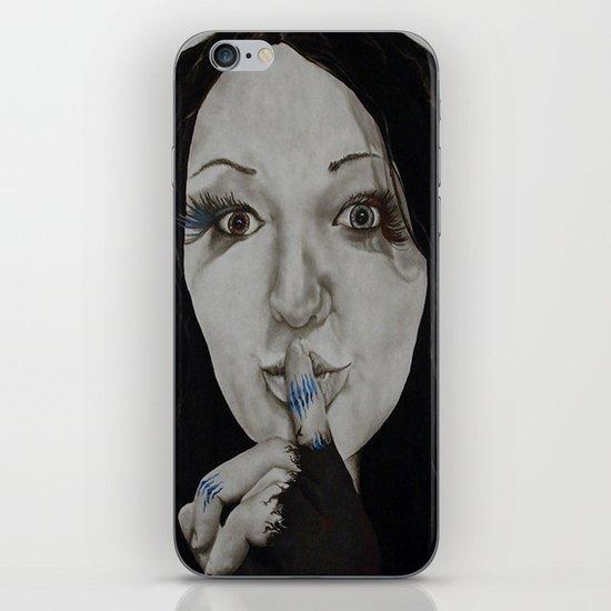 Inner Struggle iPhone & iPod Skin