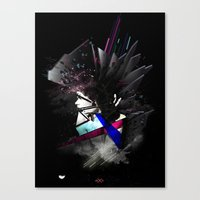 APOLLOPUNK Canvas Print
