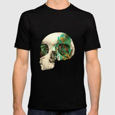 skull2 Mens Fitted Tee Black SMALL
