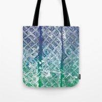 Knitwork II Tote Bag