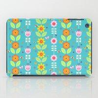 Floral 2 iPad Case
