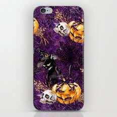 Halloween Witch #3 iPhone & iPod Skin