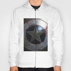 Captain Armor Shield Hoody