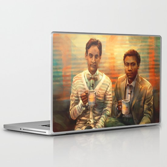 In the Morning Laptop & iPad Skin