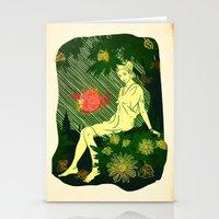 Divina Melancholia Stationery Cards