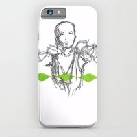 Leaf Lady iPhone 6 Slim Case