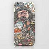 Hagrid's Beard iPhone 6 Slim Case