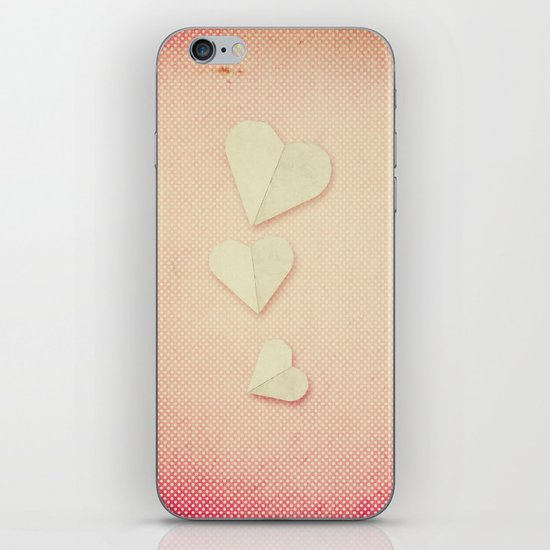 Just My Heart iPhone & iPod Skin