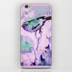Finch Bird iPhone & iPod Skin