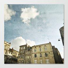 Bordeaux Canvas Print