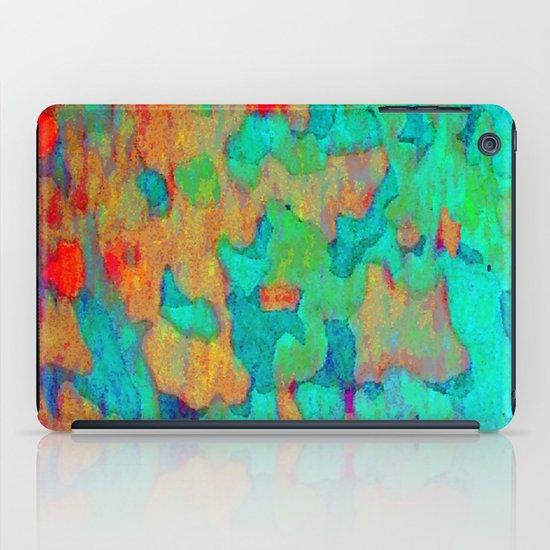 Platanus Occidentalis iPad Case