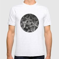 Starfish Mens Fitted Tee Ash Grey SMALL
