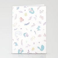 Nature Fairy Kingdom Stationery Cards
