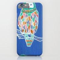 Colorful Owl iPhone 6 Slim Case