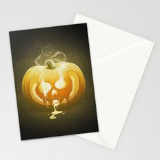 Pumpkin II. Stationery Cards