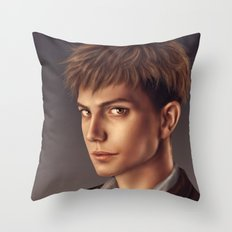 Jean Kirschtein Throw Pillow