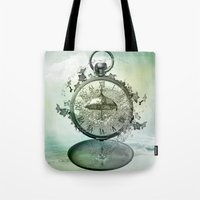 Timeless Flow Tote Bag