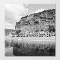 Dordogne Canvas Print