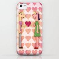 Whole Heart Unicorn iPhone 5c Slim Case
