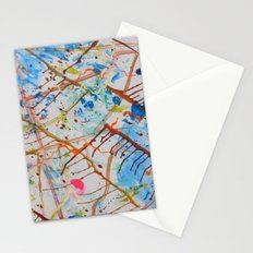 repeating dream Stationery Cards