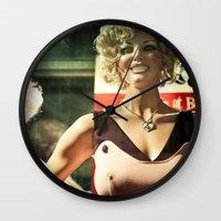 Dollywood Wall Clock