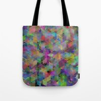 Panelscape - #11 Society… Tote Bag