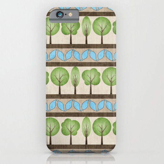 English Country Garden iPhone & iPod Case