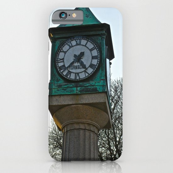 Tick Tock iPhone & iPod Case