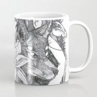 Suture up your future Mug