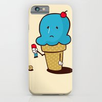 iPhone & iPod Case featuring Ice Cream by Kent Zonestar