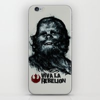 CHE-wbacca iPhone & iPod Skin