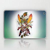 Chrysantheme Fairy Laptop & iPad Skin
