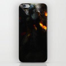 Chaos Angel iPhone & iPod Skin