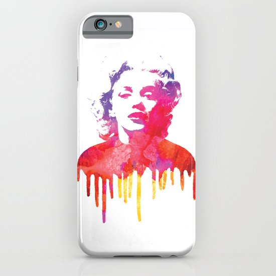 Marilyn iPhone & iPod Case
