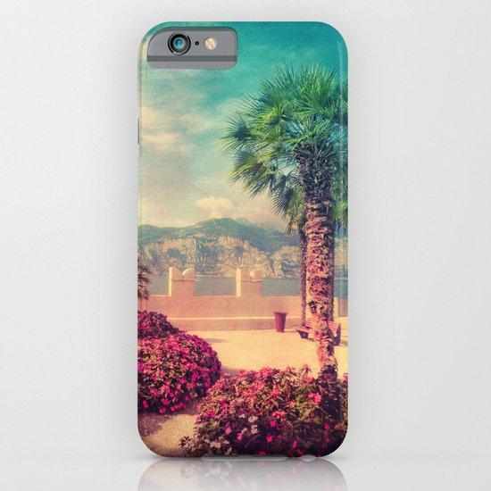 MALCESINE iPhone & iPod Case