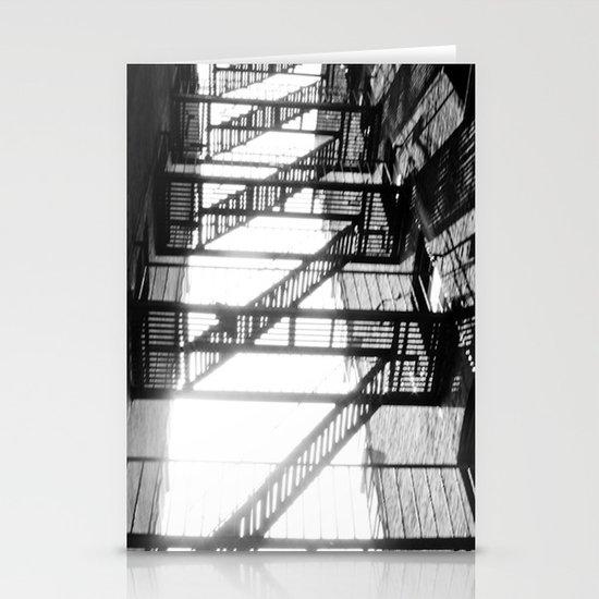 Ladder Stationery Card