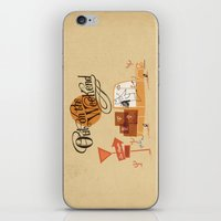 Out On The Weekend iPhone & iPod Skin