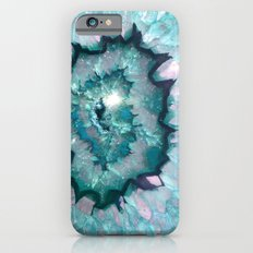 Teal Agate iPhone 6 Slim Case